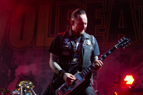 Volbeat. Photo: Markus Korpi-Hallila