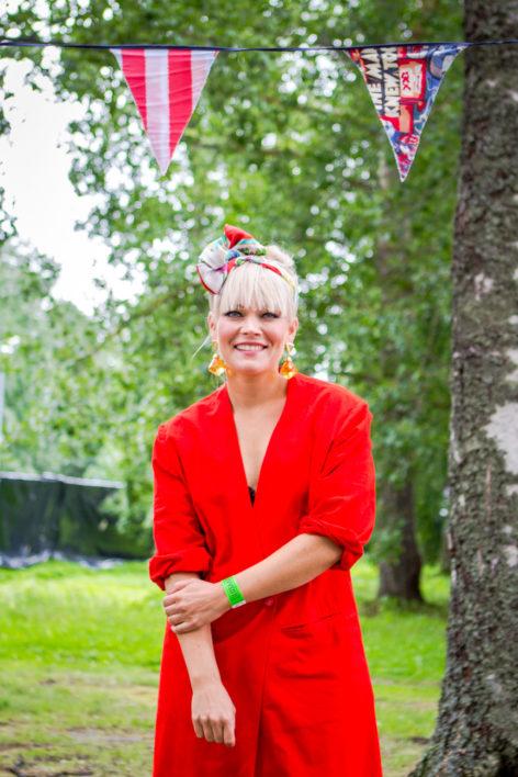 Anna Puu. Kuva: Janina Joutsen
