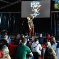 Ilosaarirock 2017: Ilosaari loungessa stand-upia ja erikoisohjelmaa.